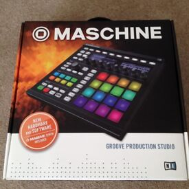 Native Instruments Maschine MK2 Groove Production Studio Black BOXED