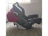 Graco 0+ Car seat (bargain price)