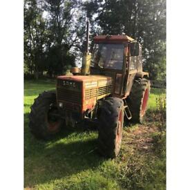 Same Jaguar 95 tractor