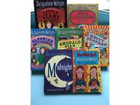 Jacqueline Wilson book bundle (containing complete Hetty Feather series)