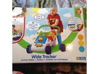Little tikes 2in 1 activity walker