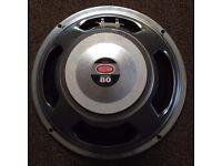 Celestion Seventy 80 Electric Guitar Speaker 80 Watt 16ohm
