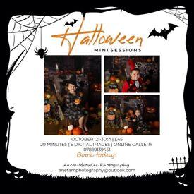 Halloween photoshoot ! Basildon