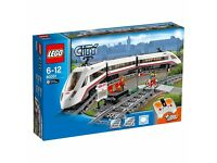 BRAND-NEW-SEALED-LEGO-City-High-speed-Passenger Train-60051
