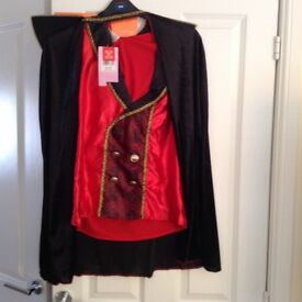 Halloween Outfit with Accessoriers Never Been Worn S/M Bargain Price