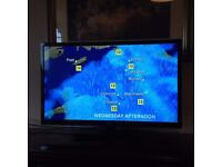 SEIKI 32 INCH TV. LED, HD, FREEVIEW WITH STAND AND REMOTE CONTROL.