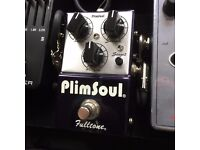 Fulltone Plimsoul Trade for Fulldrive 3
