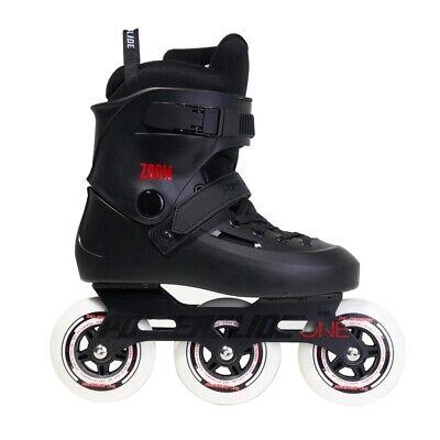 Powerslide Zoom 100 Inline Skates Rollerblades Sz 10