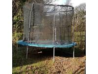 10ft Trampoline - Now Sold