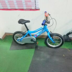 """AS NEW CHILDS 14"""" RIDGEBACK FULLY SERVICED"""