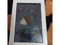 SeaGlass painting