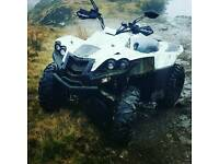 Swap kfx 700 quad for my Quadzilla dinli rs8
