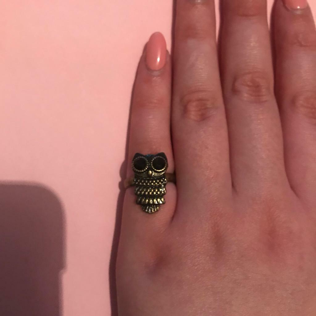 Owl Ring | in Bramhall, Manchester | Gumtree