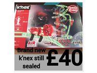 K'nex web weaver