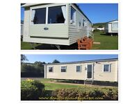 Caravan Hire at Havens Doniford Bay