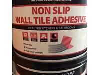 Non Slip Wall Tile Adhesive 14kg