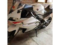 Yamaha yfz r125 2011 stolen