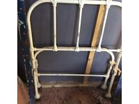 Cast Iron bed