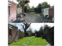 Garden landscaping and maintenance in Central all North London areas