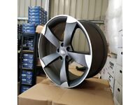***MASSIVE DISCOUNT*** 20Inch Audi TTRS Style Alloy Wheels – Audi A5 / A7 – 5×112 £480