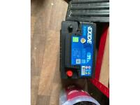 Car battery heavy duty came of diesel car like new