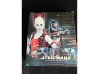 Star Wars action Figure masterpiece edition Aura Sing