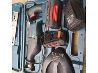 Bosch gas 36 v-li professional