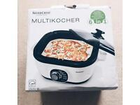 SilverCrest 6-in-1 Multi-cooker - Brand New!