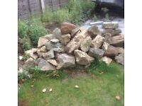 Rockery stones Maidstone must collect