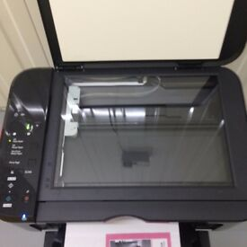 Canon PIXMA MG3150 All-in-One Inkjet Printer with NEW INK