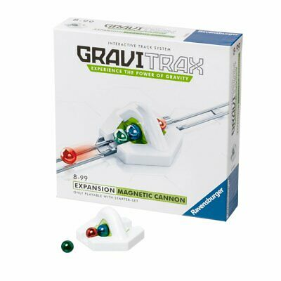 Gravitrax Expansion Magnetic Cannon Add On Marble Run Ravensburger - Magnetic Marble Run