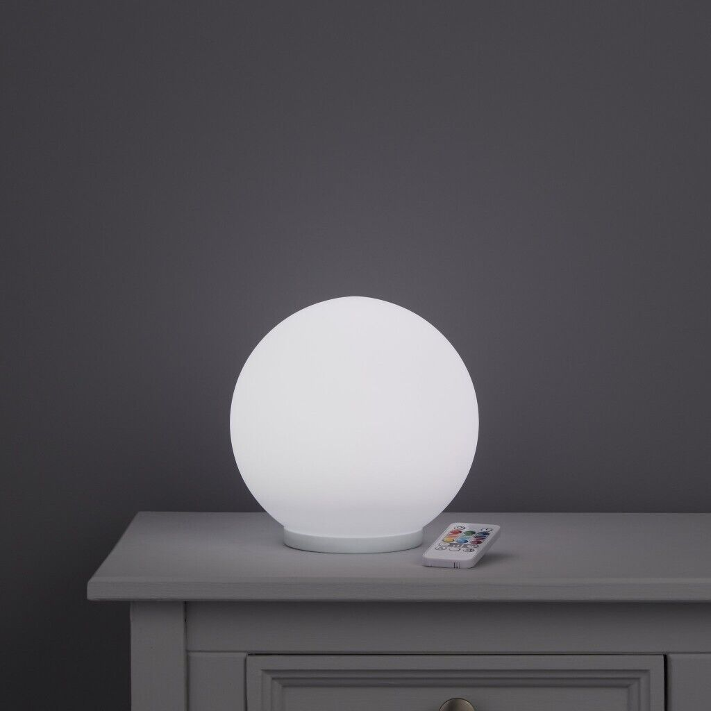 Glam White Mood Lamp Led Colour Changing With Remote In Christchurch Dorset Gumtree