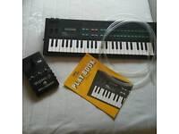 Yamaha DX 100 & Banshee TalkBox MK II