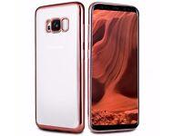 Samsung Galaxy S8 Case , innislink Soft Plating **Brand New**