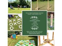 Wedding Game Hire - Giant Lawn Game Hire (Birmingham)