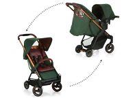 Hauck iCoo Acrobat pushchair & car seat travel system
