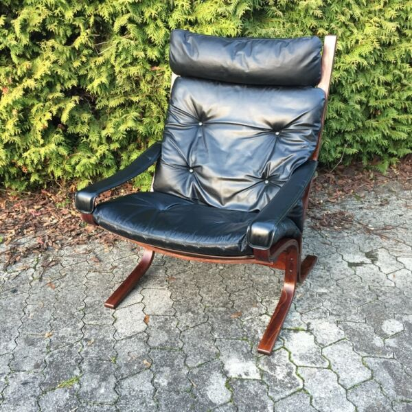 lounge chair ingmar relling westnofa vintage sessel midcentury in m nchen altstadt sessel. Black Bedroom Furniture Sets. Home Design Ideas