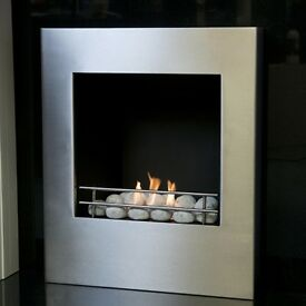 Bioethanol 'Revive' 2.5KW inset fire RRP £465 - NOW 50% OFF £233