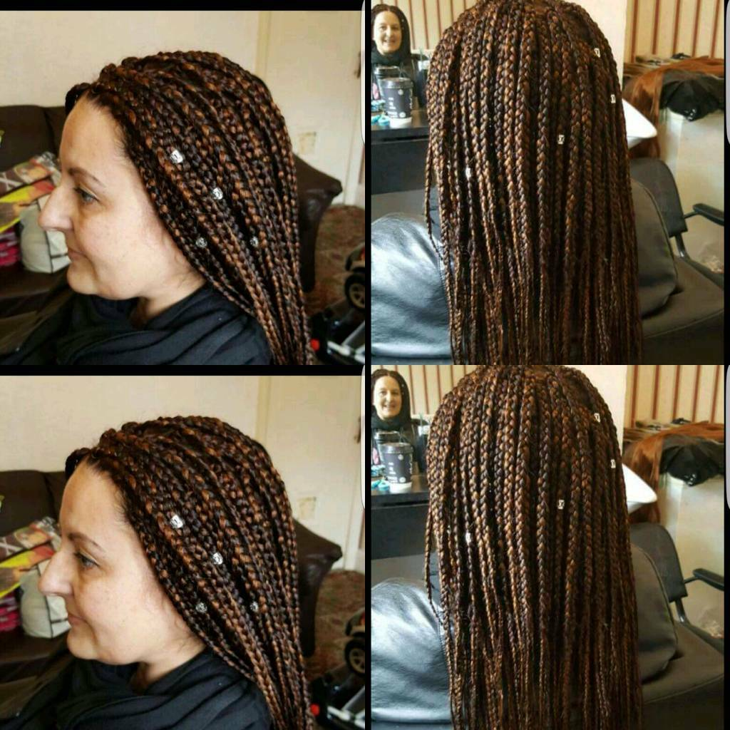 Afro Caribbean And European Africa Hair Stylist In Coventry West
