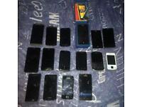 Joblot 13 mobile phones spares or repair