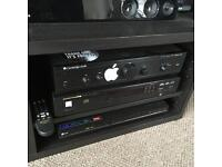Cambridge Audio A1mk3 special edition and Marantz CD-48
