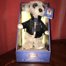 Collectible Meerkat toy