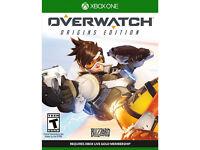 Overwatch XBOX One Brand New Sealed