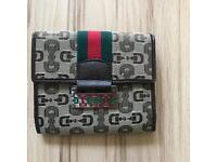 Unisex Ladies Gucci Wallet and Credit Card Holder