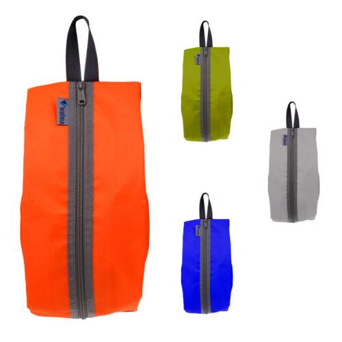 Waterproof Travel Shoes Bag with Zipper & Loop Handle Laundr