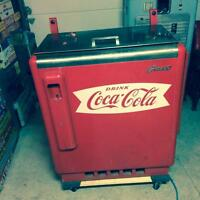 1950's Coke machine for sale