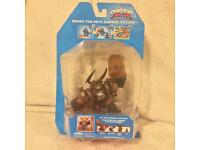 SKYLANDERS TRAP TEAM KABOOM + WALLOP BRAND NEW