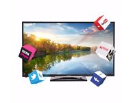 """Finlux 50"""" Full HD 1080p LED Smart TV with Wifi and Freeview HD"""