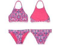 girls swimsuits 2 pcs ×2
