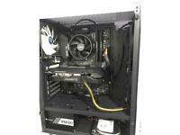 High End Gaming PC - Tempered Glass